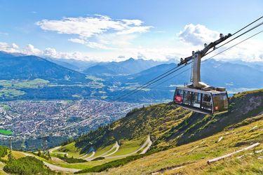 Nordketten Bahn Innsbruck