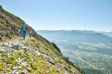 Wanderurlaub in Innsbruck