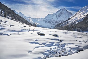 Langlaufen in Innsbruck