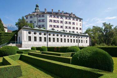Schloss Ambras Innsbruck, Tirol