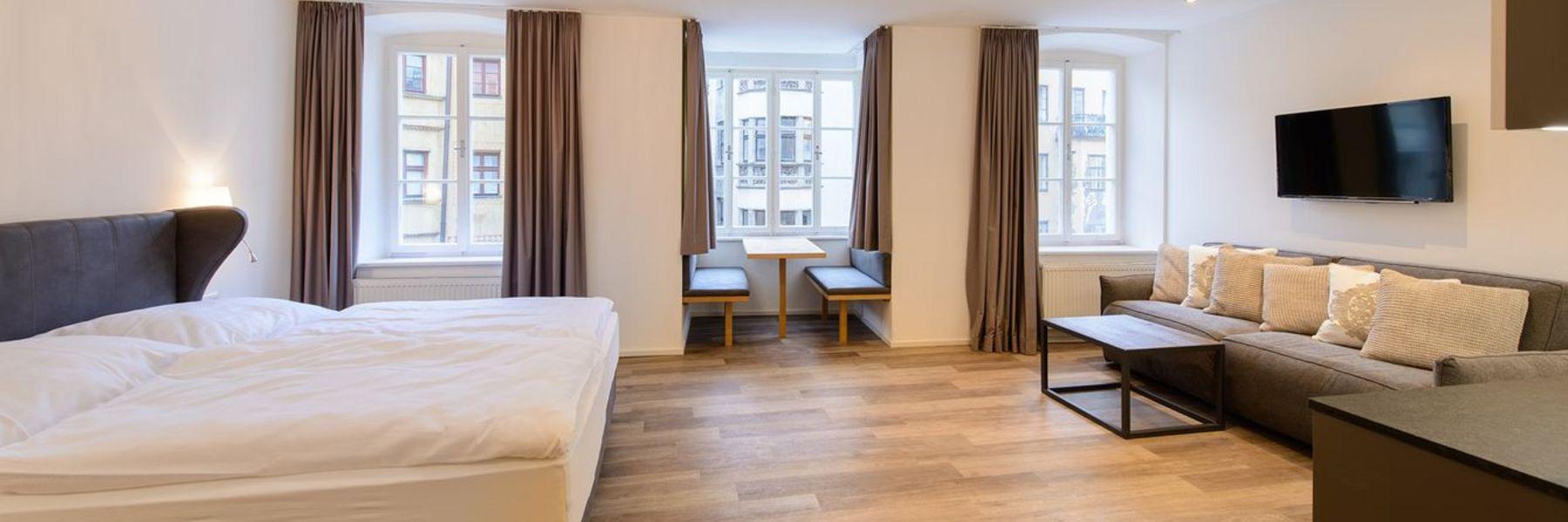 Kaiser Max Appartements Innsbruck